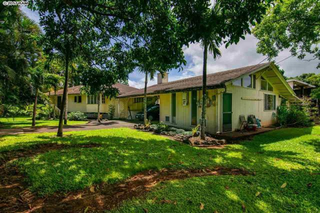 2589 Kokomo Rd, Haiku, HI 96708 (MLS #376207) :: Elite Pacific Properties LLC