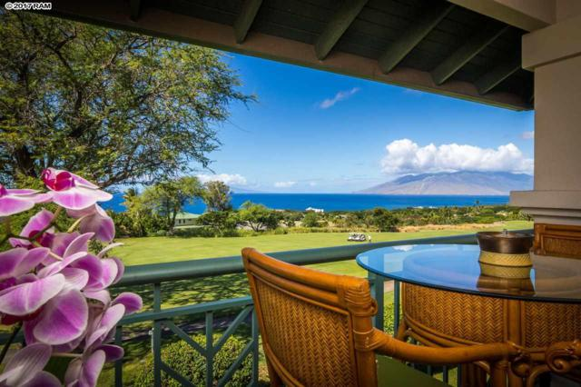 3950 Kalai Waa St J-202, Kihei, HI 96753 (MLS #376438) :: Elite Pacific Properties LLC