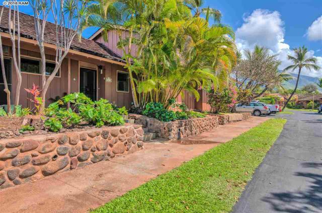 24-3 Puamelia Pl 24-3, Lahaina, HI 96761 (MLS #377413) :: Elite Pacific Properties LLC