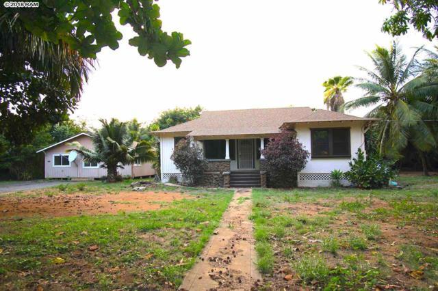1764 S Kihei Rd, Kihei, HI 96753 (MLS #378511) :: Coldwell Banker Island Properties