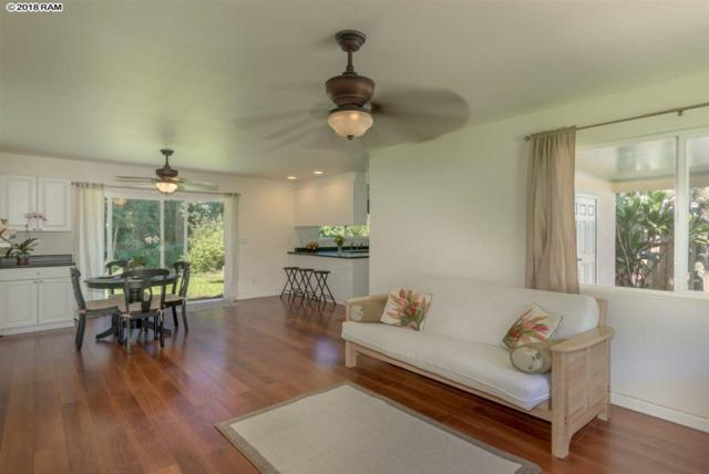 37 Hunter Ln, Haiku, HI 96708 (MLS #380528) :: Maui Estates Group