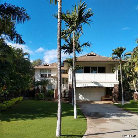 16 Hoohale St, Kihei, HI 96753 (MLS #381337) :: Coldwell Banker Island Properties