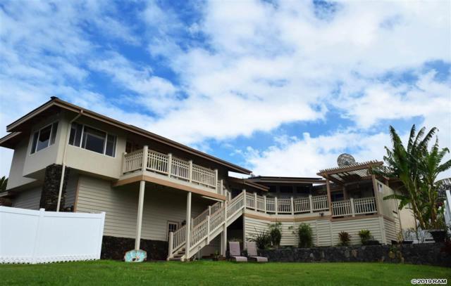 2890 Iolani St, Pukalani, HI 96768 (MLS #381717) :: Elite Pacific Properties LLC