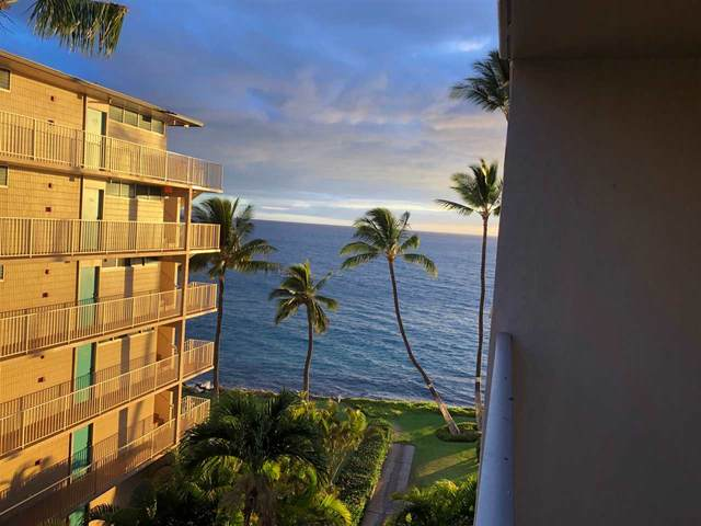 2430 S Kihei Rd #519, Kihei, HI 96753 (MLS #385668) :: Elite Pacific Properties LLC