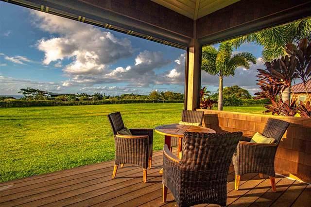 51 Ulua Pl A, Haiku, HI 96708 (MLS #386260) :: Coldwell Banker Island Properties