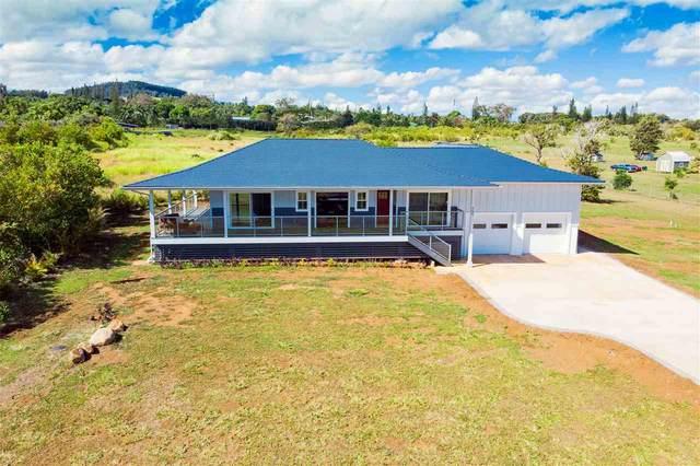 668 Kauaheahe Pl, Haiku, HI 96708 (MLS #387821) :: Maui Estates Group
