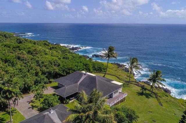 46900 Hana Hwy, Hana, HI 96713 (MLS #388938) :: Coldwell Banker Island Properties