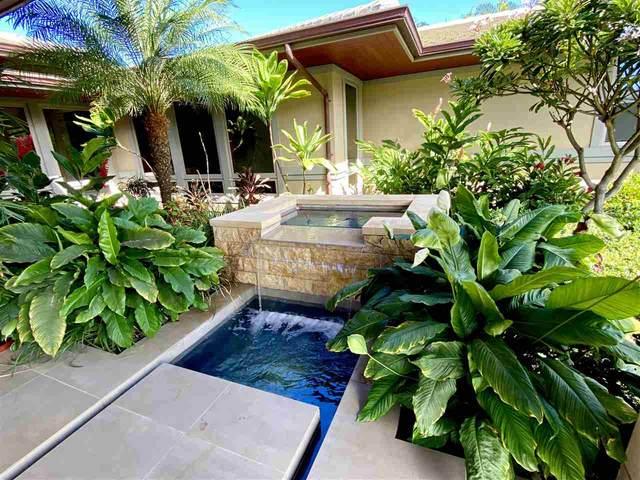 12 Pohuehue Pl, Kihei, HI 96753 (MLS #389071) :: Coldwell Banker Island Properties