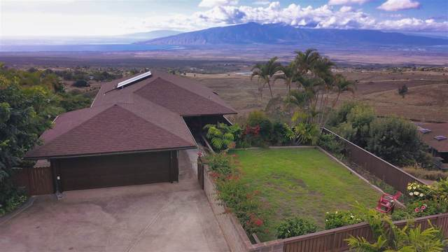 116 Hanipala Pl 1St: Lot 16 Pul, Kula, HI 96790 (MLS #389487) :: 'Ohana Real Estate Team