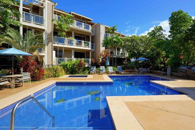 155 Wailea Ike Pl #13, Kihei, HI 96753 (MLS #386478) :: Elite Pacific Properties LLC