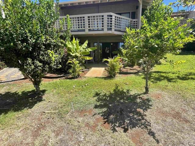 50 Kepuhi Pl #102, Maunaloa, HI 96770 (MLS #390868) :: LUVA Real Estate