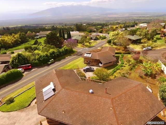 105 Holomakani Dr, Kula, HI 96790 (MLS #384878) :: Maui Estates Group