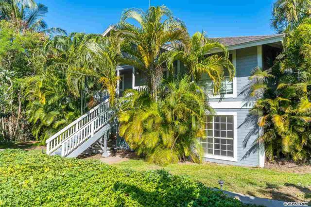 160 Keonekai Rd 27-102, Kihei, HI 96753 (MLS #381728) :: Maui Estates Group