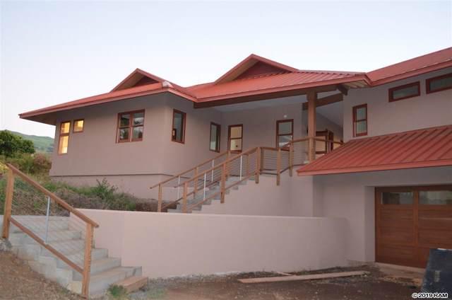 576 Kumulani Dr, Kihei, HI 96753 (MLS #381492) :: Elite Pacific Properties LLC