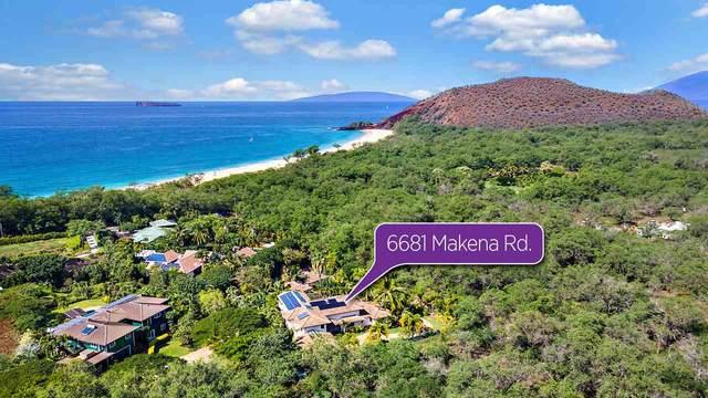 6681 Makena Rd, Kihei, HI 96753 (MLS #390004) :: Corcoran Pacific Properties
