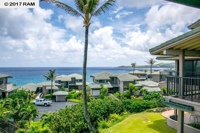 500 Bay Dr 33B1, Lahaina, HI 96761 (MLS #374410) :: Elite Pacific Properties LLC