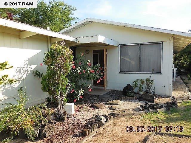 1770 Analani St, Wailuku, HI 96793 (MLS #374502) :: Island Sotheby's International Realty