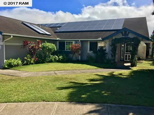 189 Piimauna St, Pukalani, HI 96768 (MLS #374528) :: Island Sotheby's International Realty