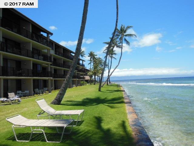 3543 Lower Honoapiilani Rd A308 19A, Lahaina, HI 96761 (MLS #374601) :: Island Sotheby's International Realty