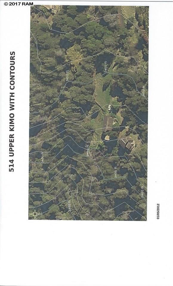 514 Upper Kimo Dr, Kula, HI 96790 (MLS #375169) :: Island Sotheby's International Realty