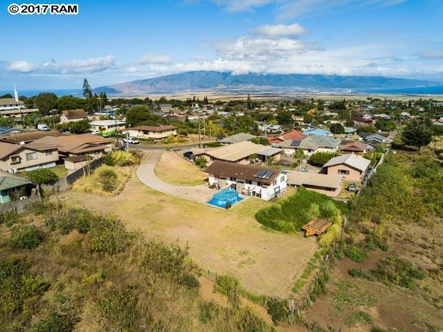 3301 Kihapai Pl, Makawao, HI 96768 (MLS #375230) :: Island Sotheby's International Realty