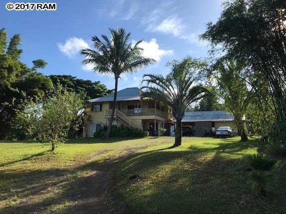 859 Peahi Rd, Haiku, HI 96708 (MLS #375870) :: Island Sotheby's International Realty