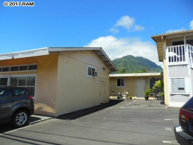 349 N Market St #4, Wailuku, HI 96793 (MLS #375893) :: Elite Pacific Properties LLC
