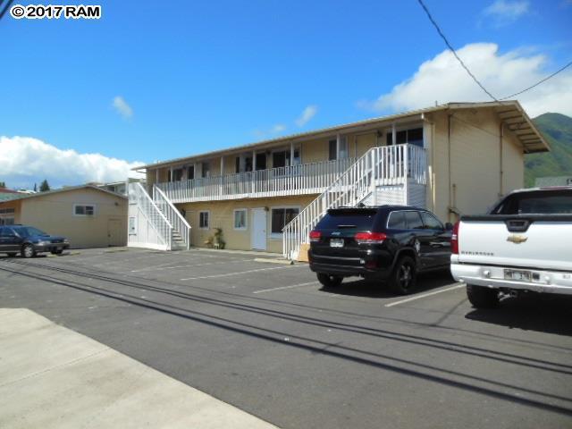 349 N Market St #6, Wailuku, HI 96793 (MLS #375894) :: Elite Pacific Properties LLC