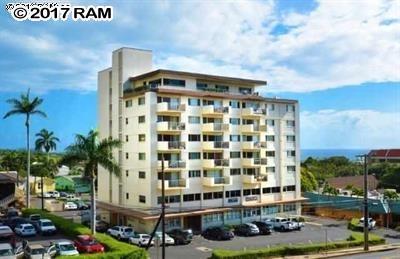 2158 Main St #704, Wailuku, HI 96793 (MLS #375953) :: Island Sotheby's International Realty