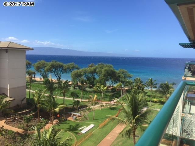 130 Kai Malina Pkwy #606, Lahaina, HI 96761 (MLS #376389) :: Elite Pacific Properties LLC