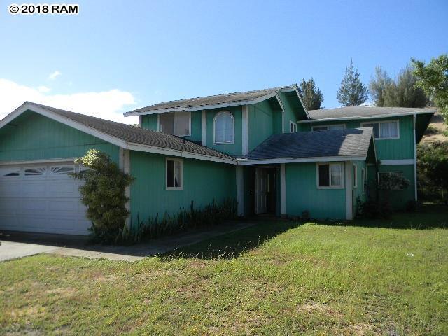 1169 W Onaha Pl, Wailuku, HI 96793 (MLS #376958) :: Island Sotheby's International Realty