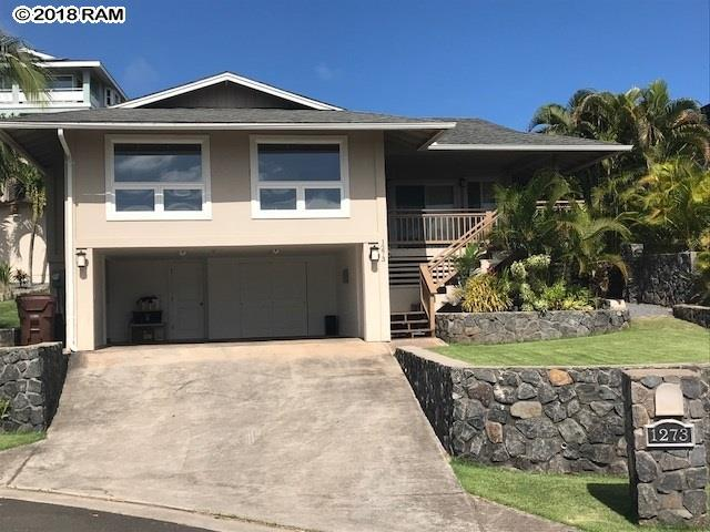 1273 W Hiahia St, Wailuku, HI 96793 (MLS #377013) :: Island Sotheby's International Realty