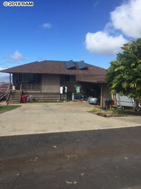 55 Ilima Kuahiwi Pl, Kula, HI 96790 (MLS #377111) :: Elite Pacific Properties LLC