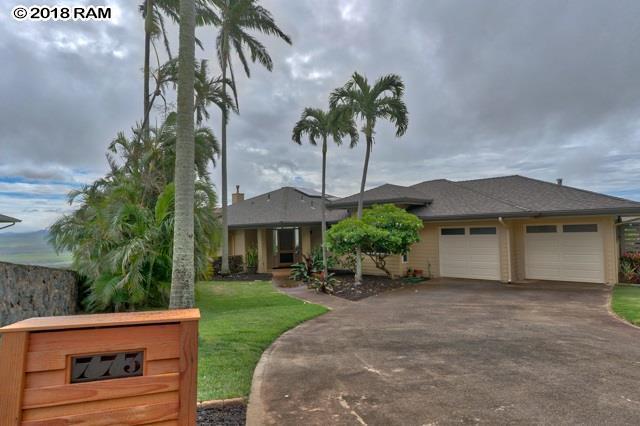 773 S Alu Rd, Wailuku, HI 96793 (MLS #377847) :: Elite Pacific Properties LLC