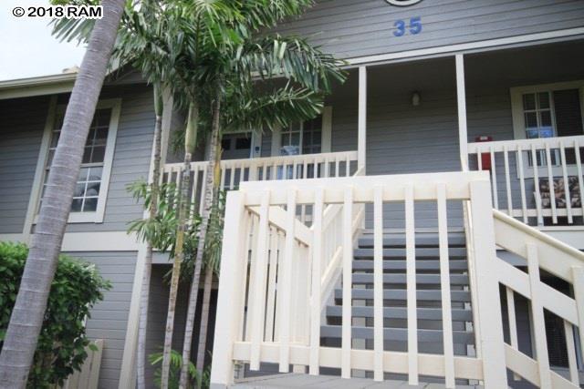 140 Uwapo Rd 35-204, Kihei, HI 96753 (MLS #378184) :: Elite Pacific Properties LLC