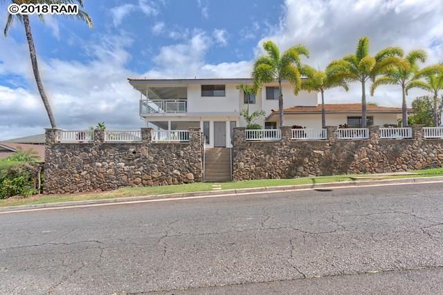 11 Luanaiki Pl, Kihei, HI 96753 (MLS #378284) :: Elite Pacific Properties LLC
