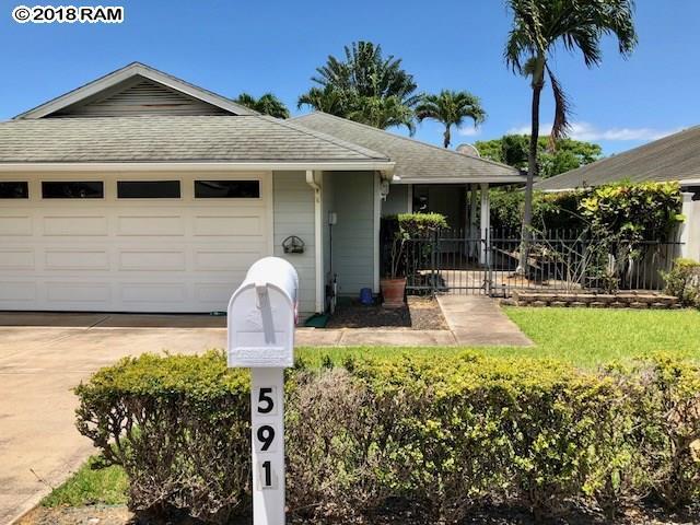 591 Halemalu Pl, Wailuku, HI 96793 (MLS #378817) :: Elite Pacific Properties LLC