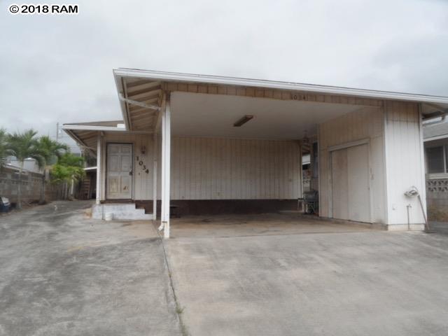 1034 Laelae St, Wailuku, HI 96793 (MLS #379019) :: Elite Pacific Properties LLC