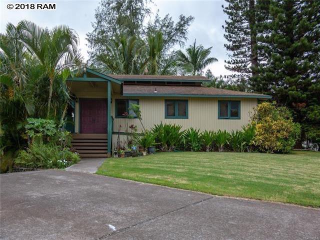 2780 Olulani St, Makawao, HI 96768 (MLS #380108) :: Maui Estates Group