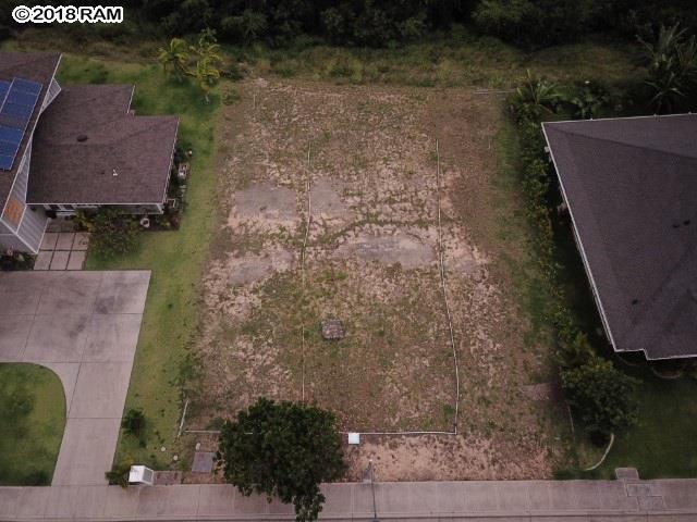 21 Kamakoa Loop Lot 63 Sandhill, Wailuku, HI 96793 (MLS #380182) :: Coldwell Banker Island Properties