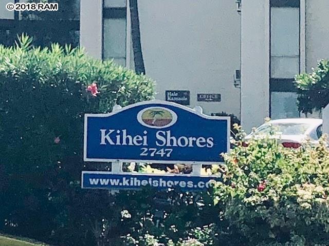 2747 S Kihei Rd A-203, Kihei, HI 96753 (MLS #380447) :: Elite Pacific Properties LLC