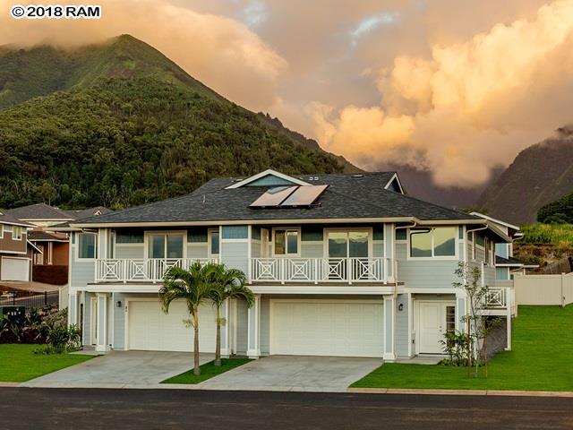 21 Kakawahie St Unit 85, Wailuku, HI 96793 (MLS #380813) :: Elite Pacific Properties LLC