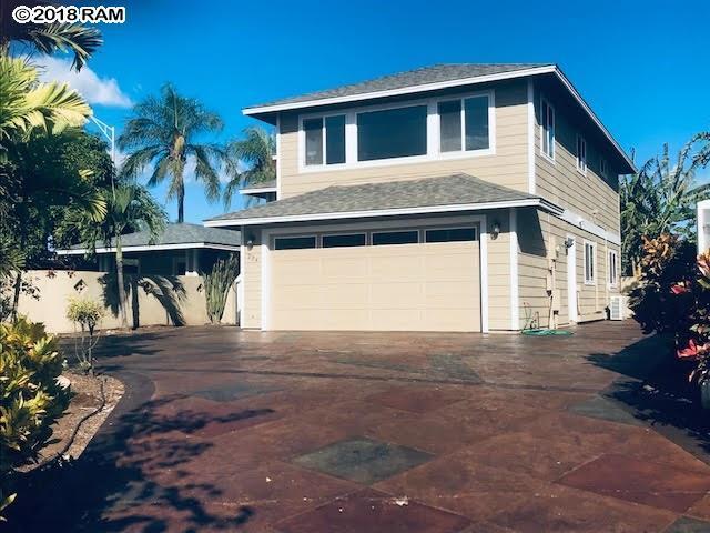 204 Luakaha St, Kihei, HI 96753 (MLS #381000) :: Maui Estates Group
