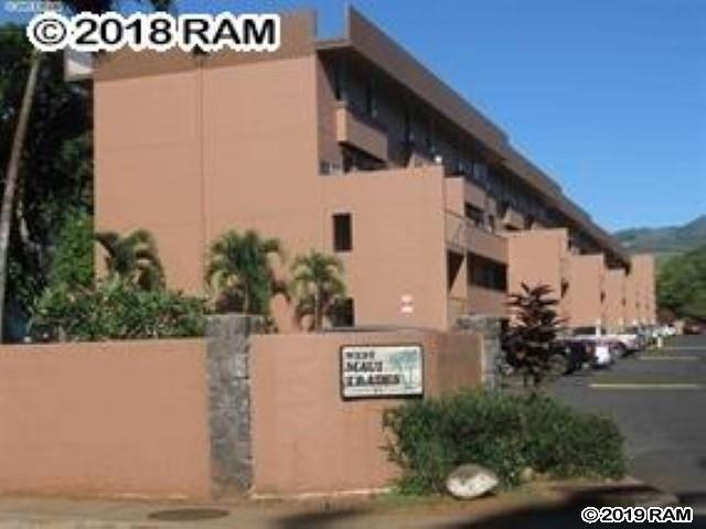 3676 Lower Honoapiilani Rd B102, Lahaina, HI 96761 (MLS #381515) :: Team Lally
