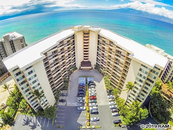 4365 Lower Honoapiilani Rd #802, Lahaina, HI 96761 (MLS #381608) :: Coldwell Banker Island Properties