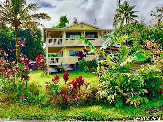 1130 Hana Hwy, Hana, HI 96713 (MLS #382126) :: Maui Estates Group