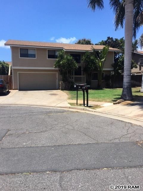 41 Alania Pl, Kihei, HI 96753 (MLS #382410) :: Maui Estates Group