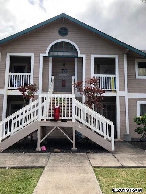 70 Waiaka Ln 38-203, Wailuku, HI 96793 (MLS #382416) :: Maui Estates Group