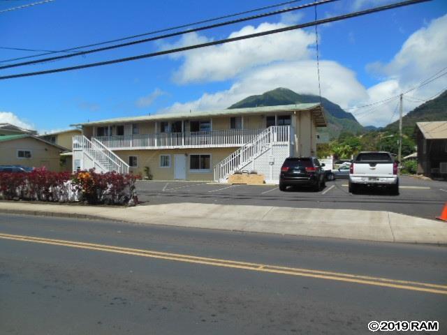 349 N Market St A4, Wailuku, HI 96793 (MLS #382474) :: Maui Estates Group