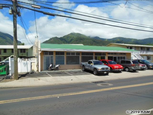 349 N Market St B10, Wailuku, HI 96793 (MLS #382478) :: Maui Estates Group